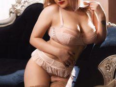 Blonda sexy